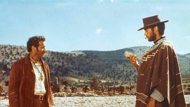3. Il buono, il brutto, il cattivo (1966)