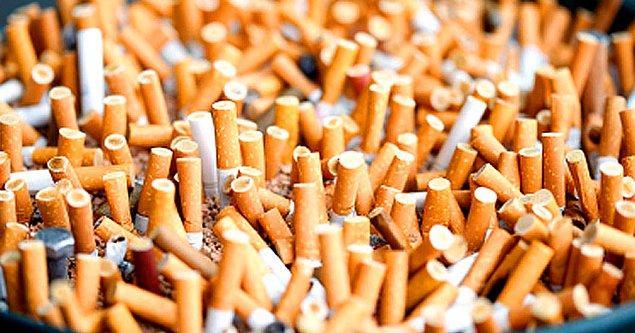 Bir diğer örnek büyük sigara şirketlerinin sigaranın kanser riski konusunda söylediği yalan.