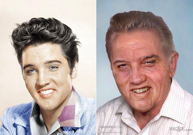 En meşhur örneği Elvis Presley'nin halen yaşadığına dair efsane.