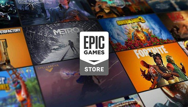 Epic Games Store bu perşembe de boş durmuyor.