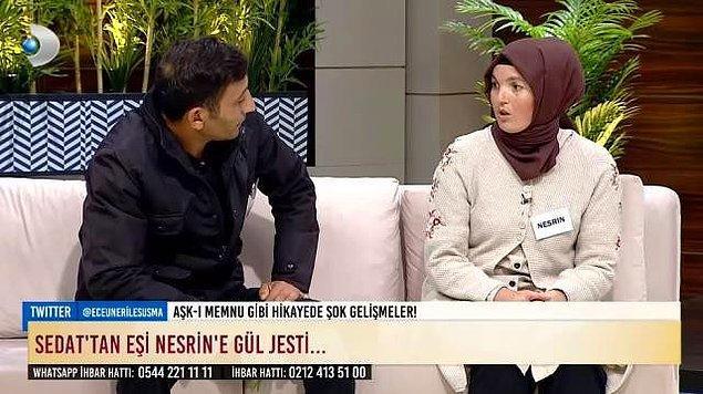 Sedat Akbalık, tüm yaşananlara rağmen eşiyle barışmak istedi!