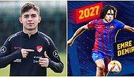 The Guardian'ın 2004 Doğumlu En İyi Genç Yetenekler Listesinde İki Türk Futbolcu Yer Almayı Başardı