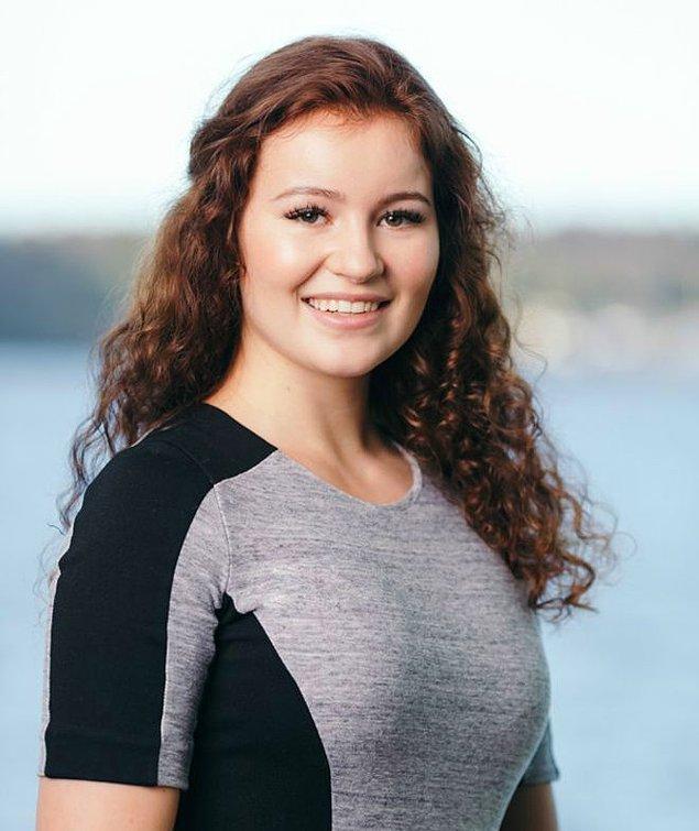 3. Alexandra Andresen