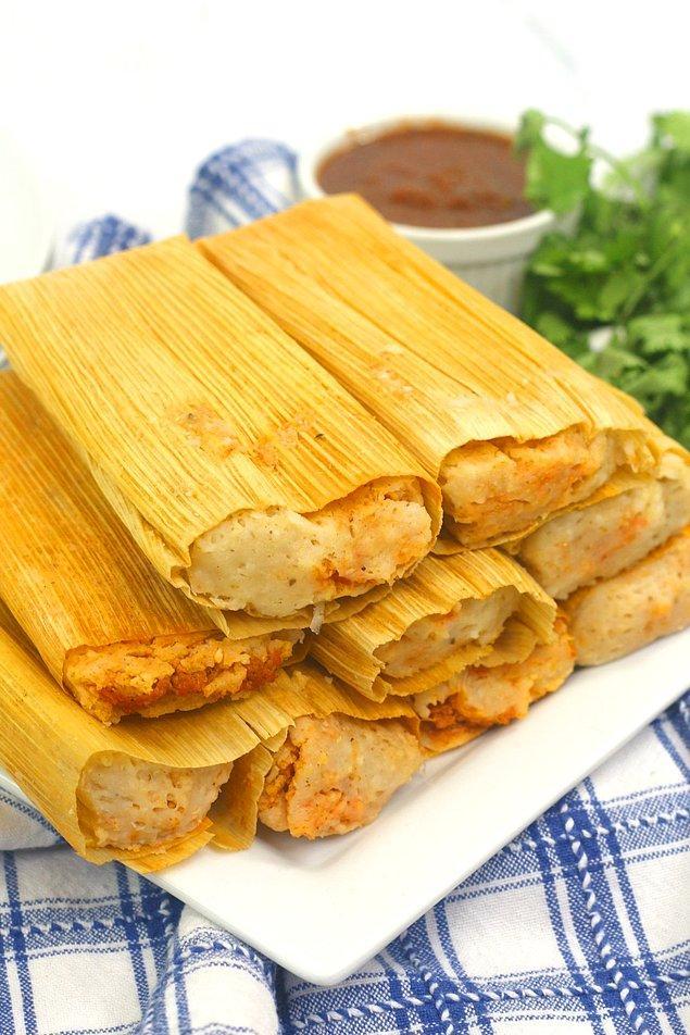 4. Tamales Tarifi