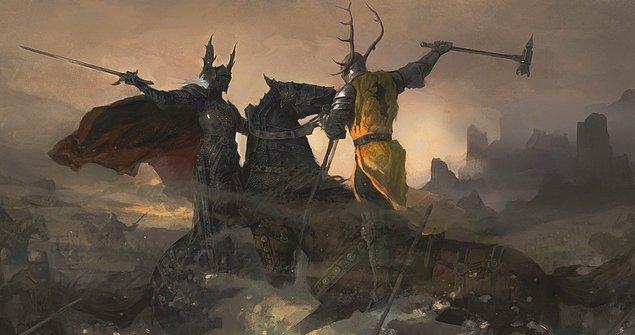Öncelikle dizi, Game of Thrones'dan alışık olduğumuz hikayenin yaklaşık 200 sene öncesine götürecek bizi. Genel olarak izleyeceğimiz konu ise hep bahsini duyduğumuz Targaryen Savaşı.