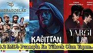 Dram, Komedi, Aksiyon ve Gerilim: Bu Yıla Damgasını Vuran Türk Yapımları
