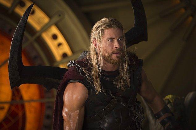 8. Thor: Ragnarok - IMDb: 7.9