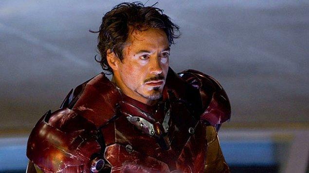 7. Iron Man - IMDb: 7.9
