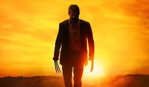 3. Logan - IMDb: 8.1