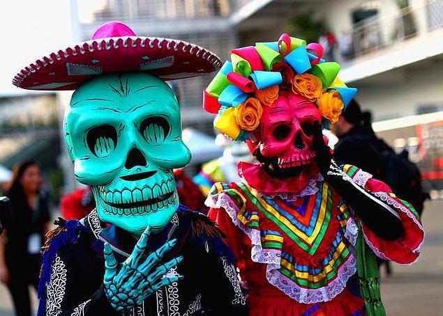 2. Ölüler Günü - Meksika