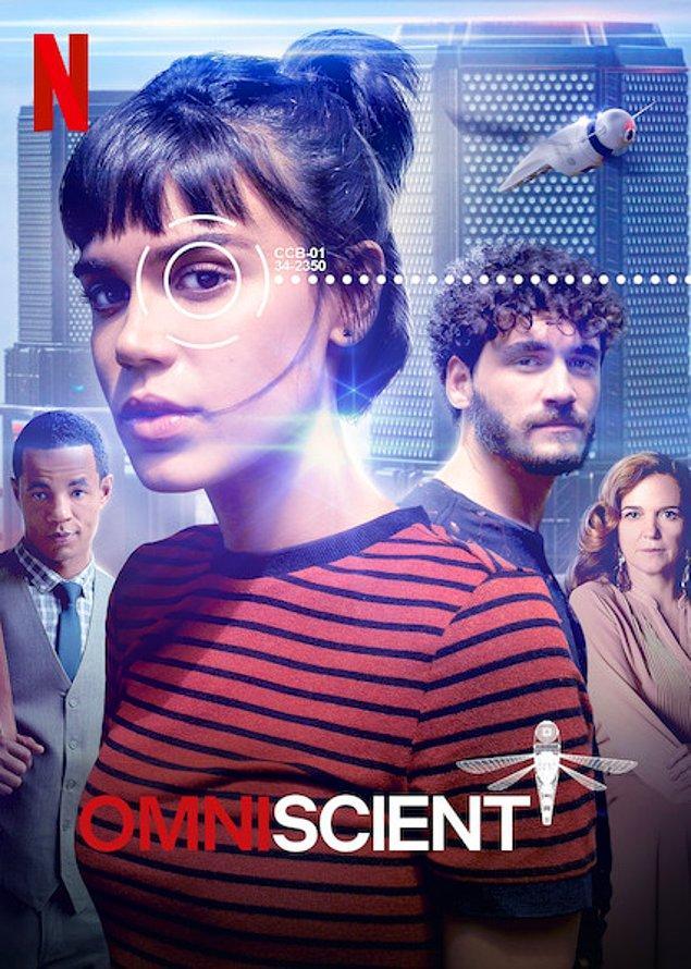 14. Omniscient - IMDb: 6.4