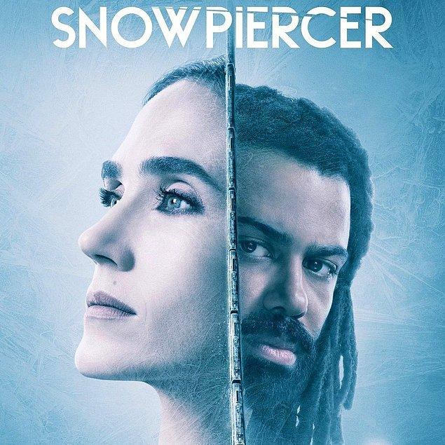 12. Snowpiercer (Kar Delici) - IMDb: 6.9
