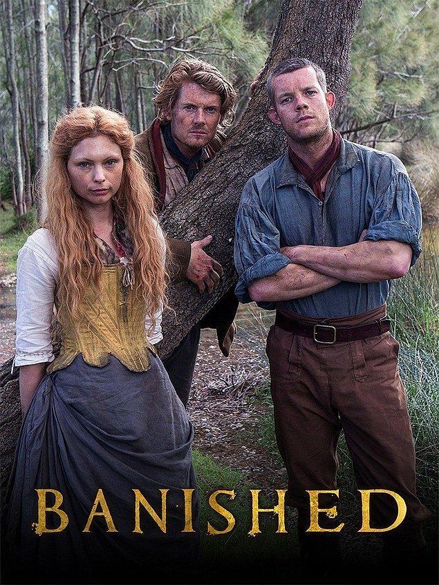 9. Banished (Sürgün) - IMDb: 7.4