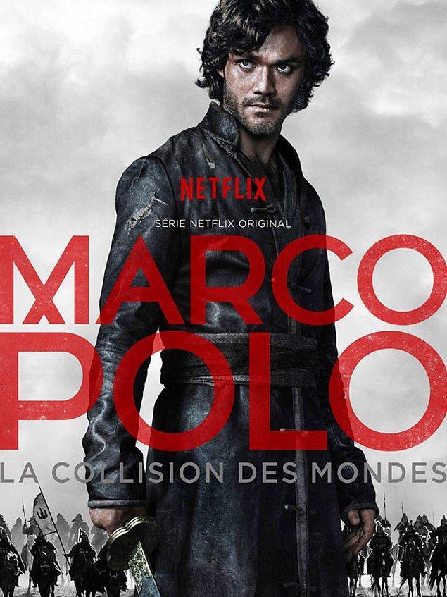 4. Marco Polo - IMDb: 8.0