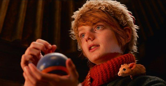 24 Kasım - A Boy Called Christmas