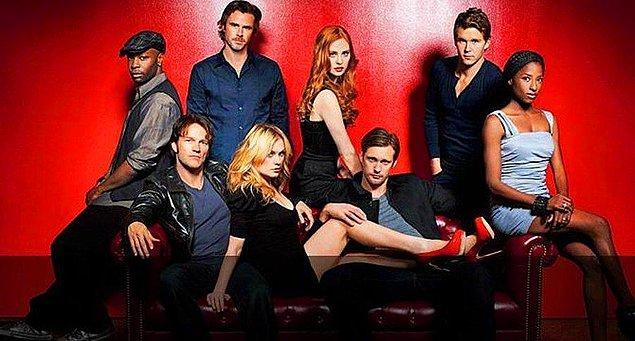 9. True Blood - IMDb: 7.8