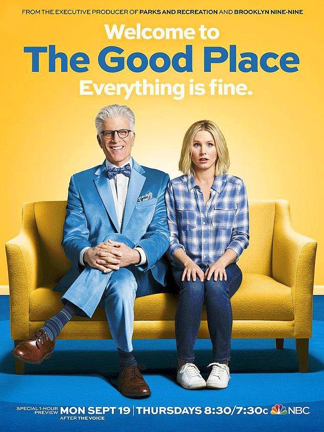 7. The Good Place - IMDb: 8.2