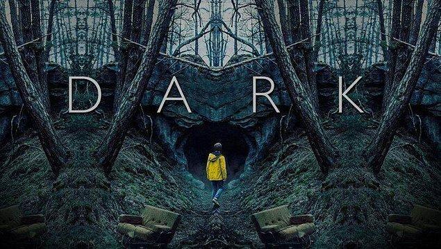 2. Dark - IMDb: 8.8