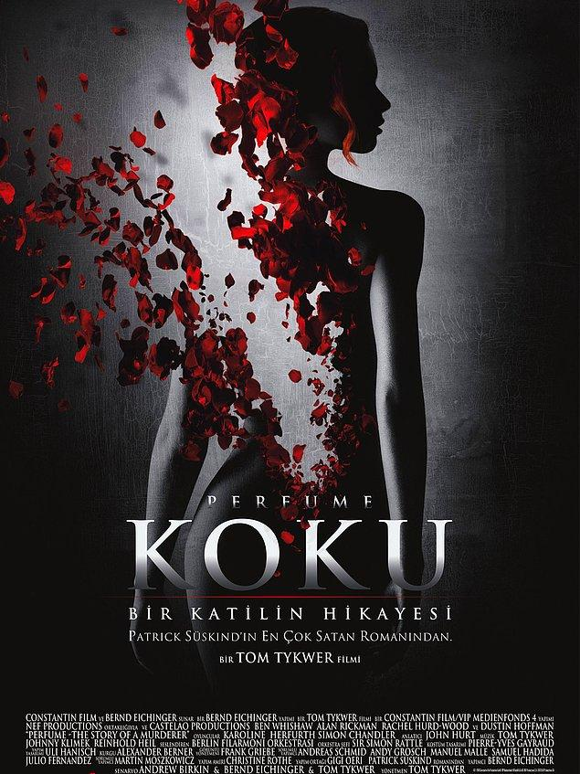 12. Perfume: The Story of a Murderer - IMDB: 7.5