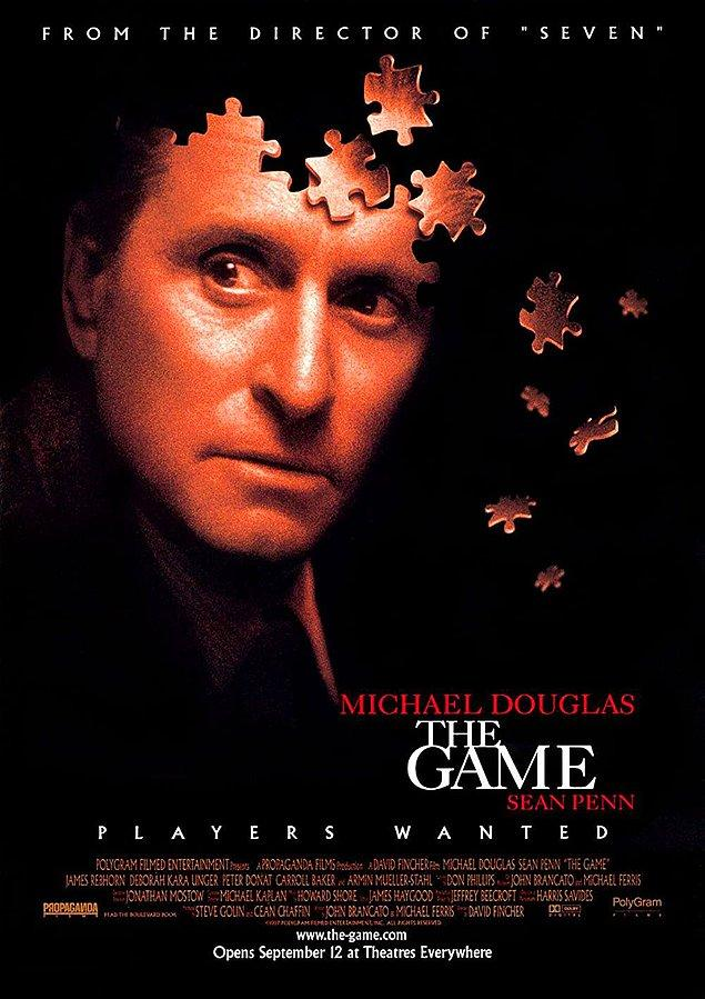 11. The Game - IMDb: 7.7