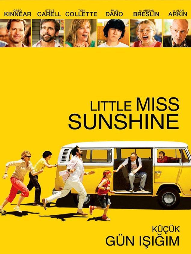 10. Little Miss Sunshine - IMDb: 7.8