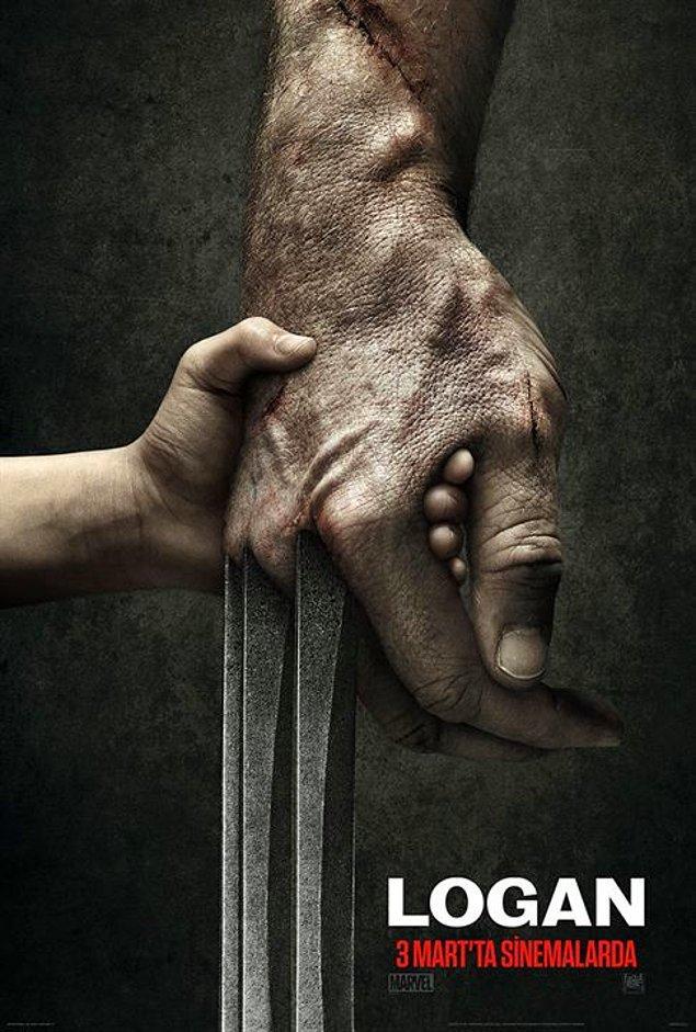 8. Logan: Wolverine - IMDb: 8.1