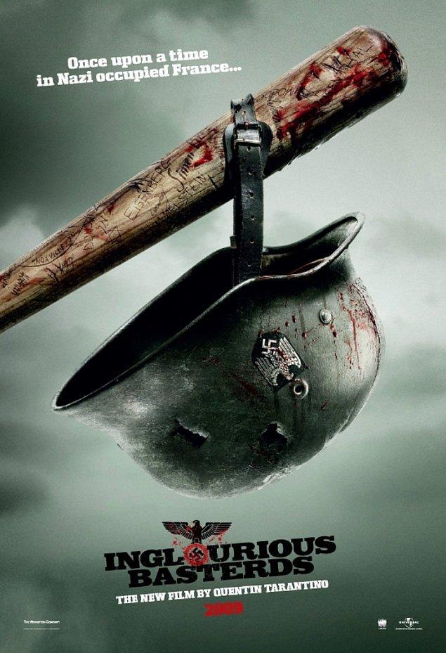 5. Inglourious Basterds - IMDb: 8.3