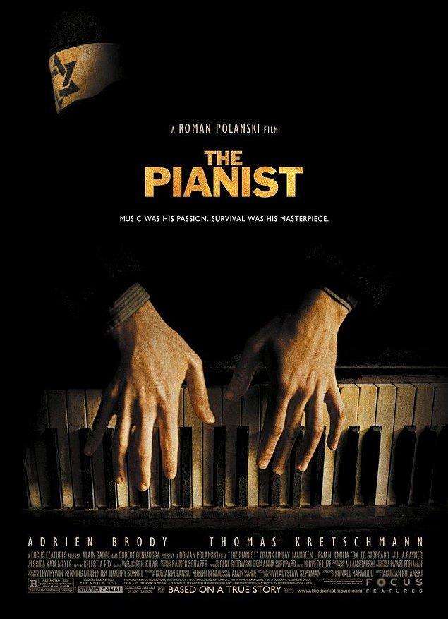4. The Pianist - IMDb: 8.5