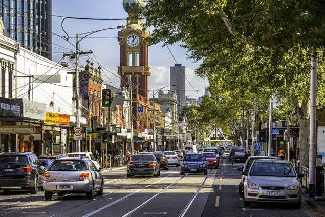 10. Richmond, Melbourne / Avustralya