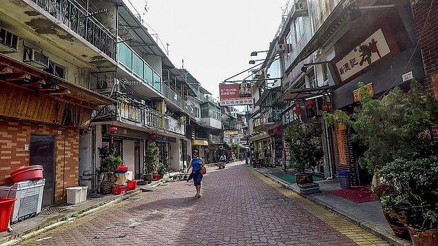 9. Sai Kung / Hong Kong