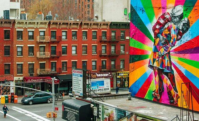 6. Chelsea, New York / ABD