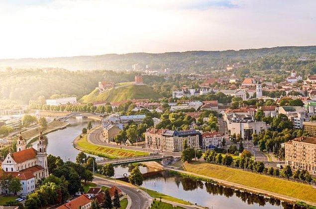 5. İstasyon Bölgesi, Vilnius / Litvanya
