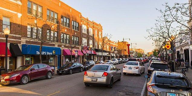 2. Andersonville, Chicago / ABD