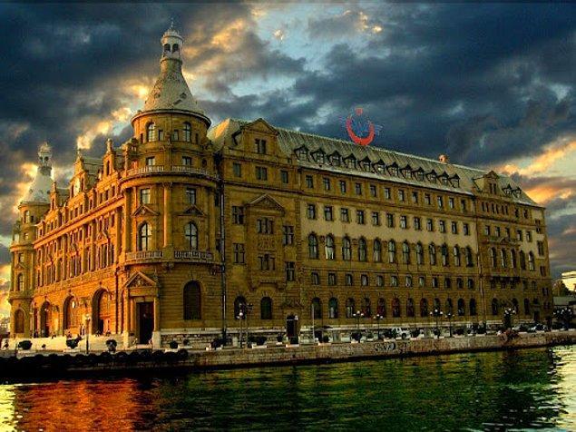 Bonus: Kadıköy, İstanbul / Türkiye, listeye 45 numaradan girdi.