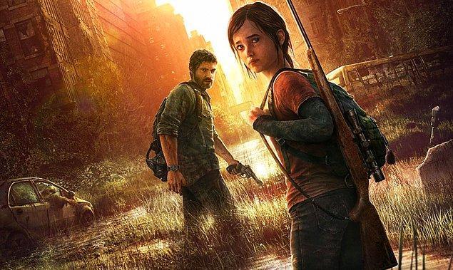 6. The Last of Us Serisi - Ellie