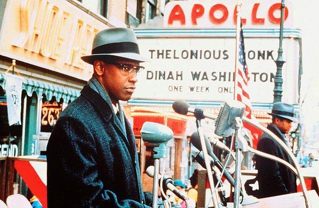 49. Malcolm X (1992)
