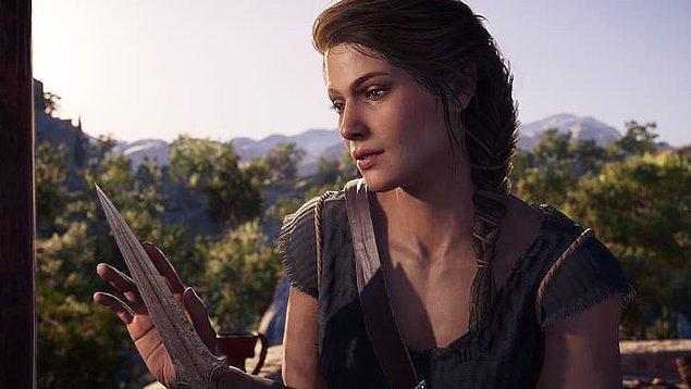 13. Assassin's Creed: Odyssey - Kassandra