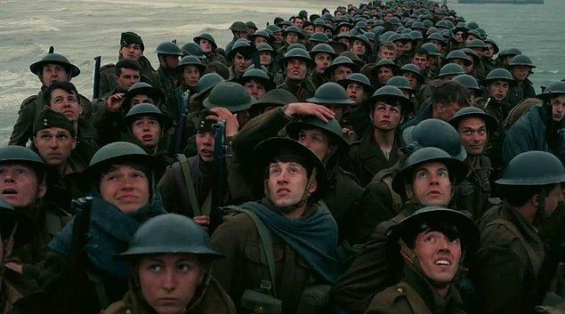 18. Dunkirk (2017)