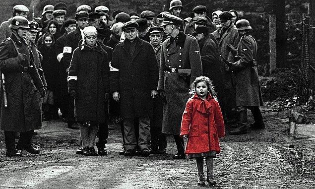 11. Schindler's List (1993)