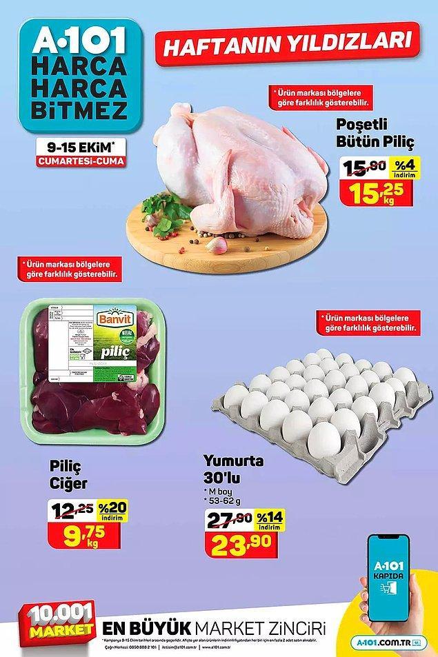 Bu katalogdaki ürünlerin markaları mağazalara göre değişiklik gösterecektir.