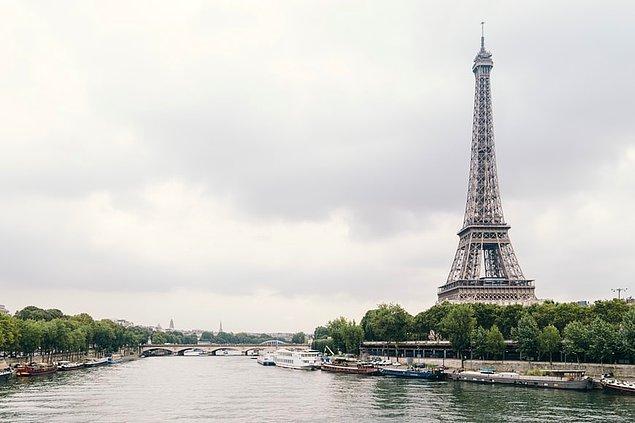 3. Paris, Fransa