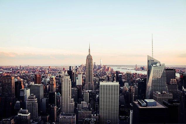 7. New York, ABD