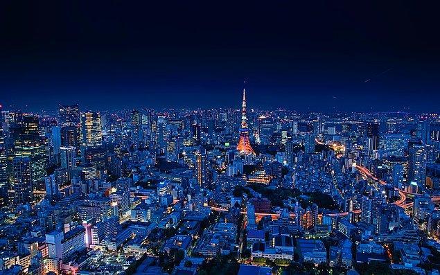 Işıkların şehri Tokyo, renkli gece hayatı ve hareketli sokakları ile doğu dünyasının önemli noktalarından. Turizmin canlı olduğu Tokyo, yenilikçi yemek kültürü ile ziyaretçilerini etkileyen şehirlerden biri.