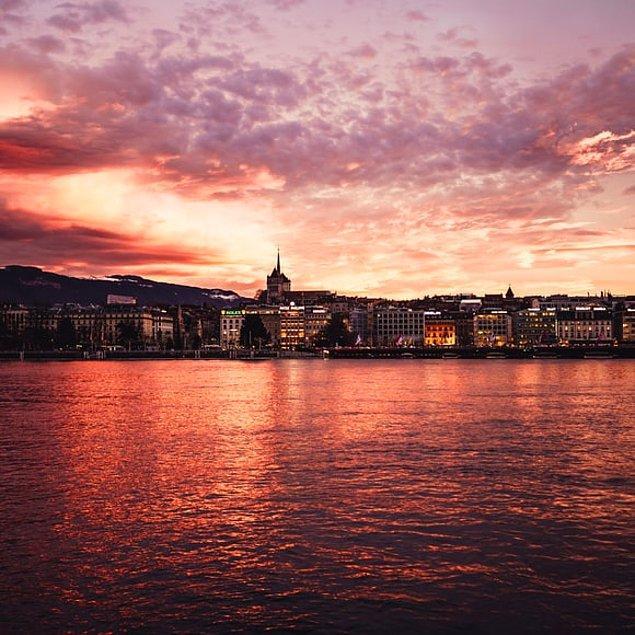 9. Cenevre, İsviçre