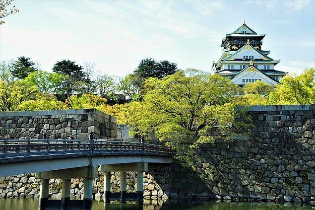 Japon kültürünü ve antik tarihini sürekli değişmekte olan hareketli şehir hayatı içerisinde barındıran Osaka, Japonya'nın önde gelen turizm noktalarından biri.