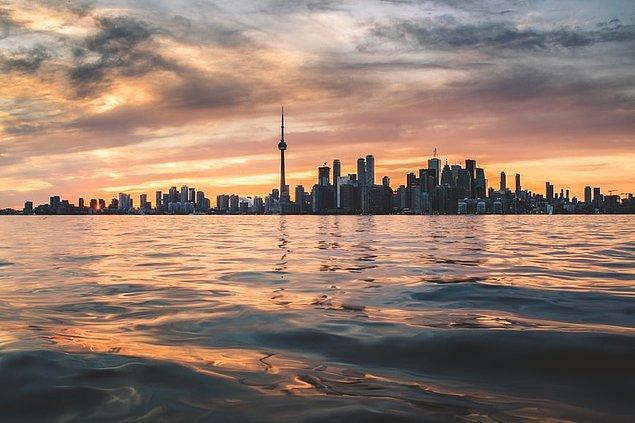 14. Toronto, Kanada