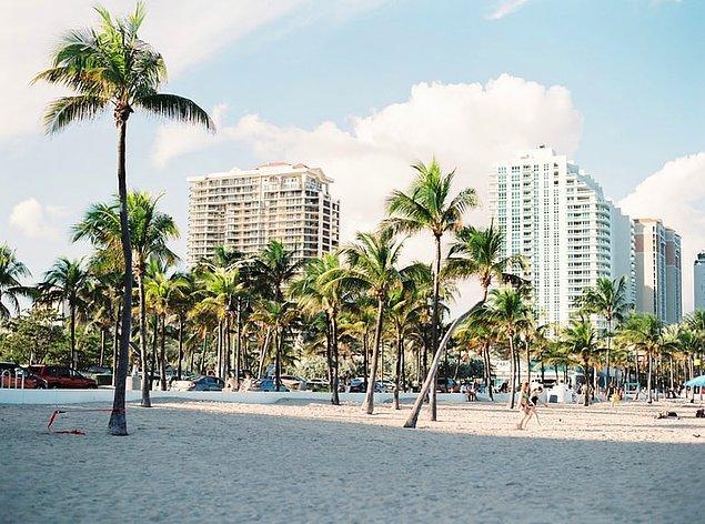 Bonus: Miami, Florida, ABD