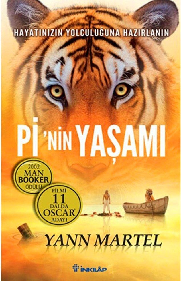 10. Pi'nin Yaşamı - Yann Martel