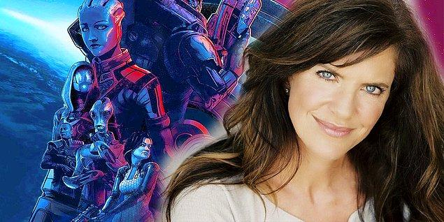 4. Jennifer Hale - Mass Effect