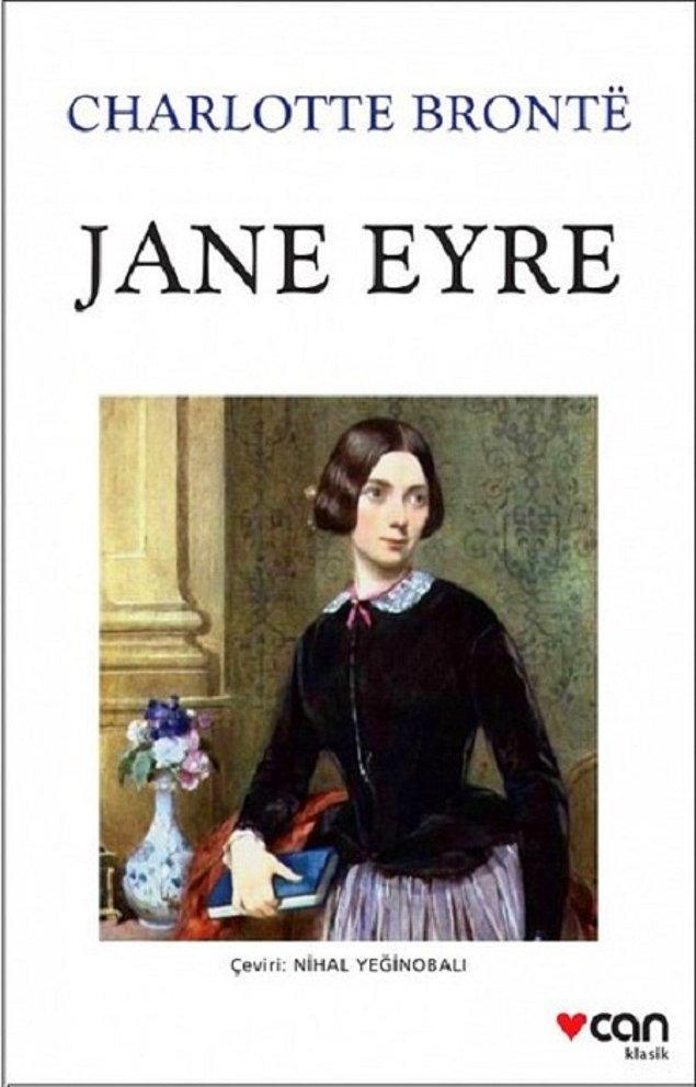 5. Jane Eyre - Charlotte Brontë